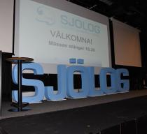 Sjöbefälsföreningen kommer till Sjölog